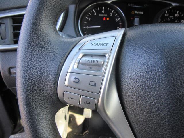 2015 Nissan Rogue S 17