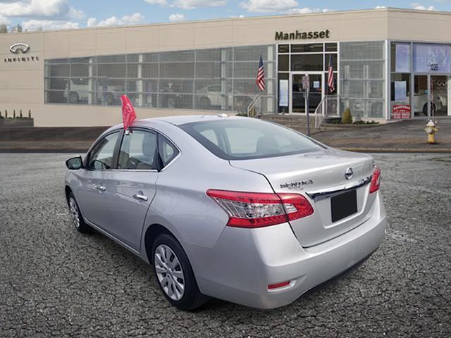 2015 Nissan Sentra SV 1