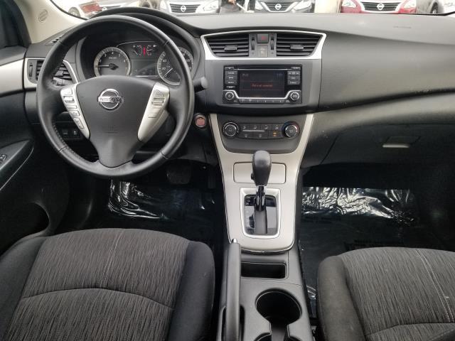 2015 Nissan Sentra SV 16