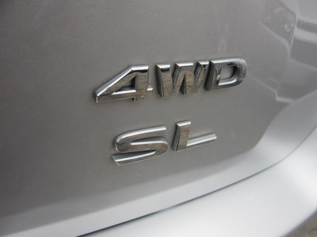 2015 Nissan Pathfinder SL 9
