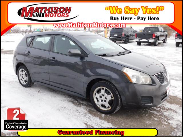 Used Pontiac Vibe 2009 MATHISON