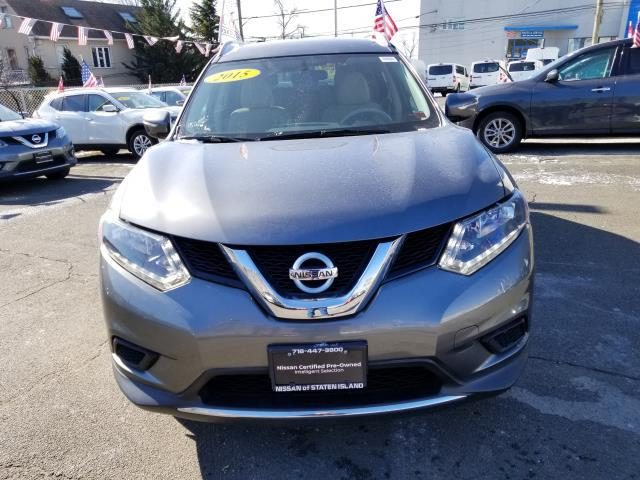 2015 Nissan Rogue SV 6