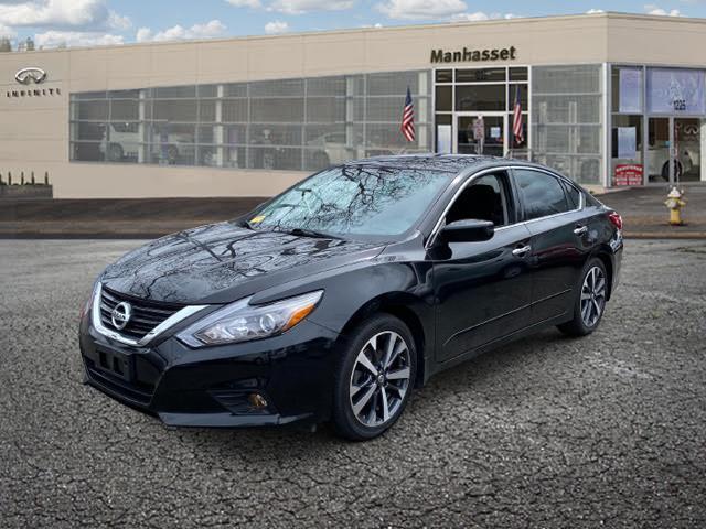 2016 Nissan Altima 2.5 SR [1]