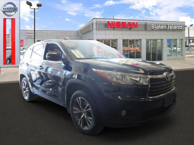 2016 Toyota Highlander XLE [0]