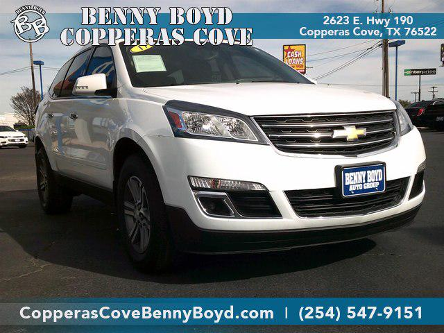 2017 Chevrolet Traverse LT for sale in Copperas Cove, TX