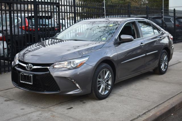 2017 Toyota Camry LE 4