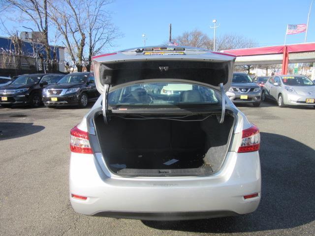 2015 Nissan Sentra SL 4