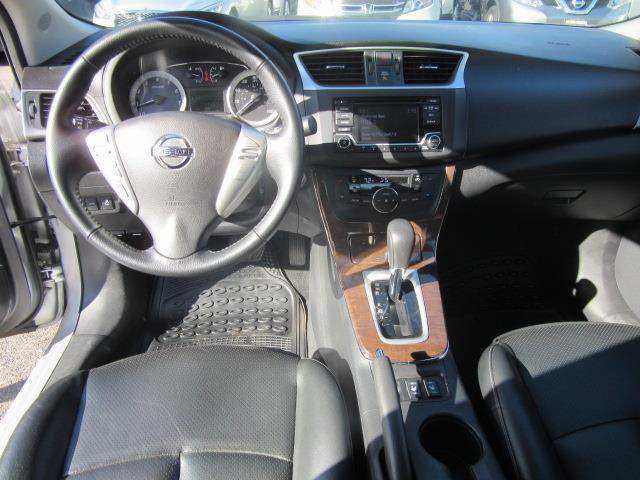 2015 Nissan Sentra SL 13