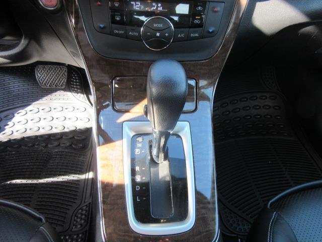 2015 Nissan Sentra SL 25