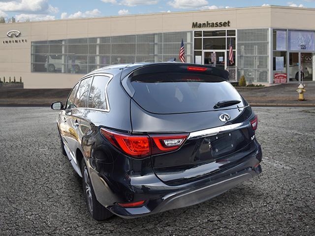 2018 INFINITI QX60 AWD 0