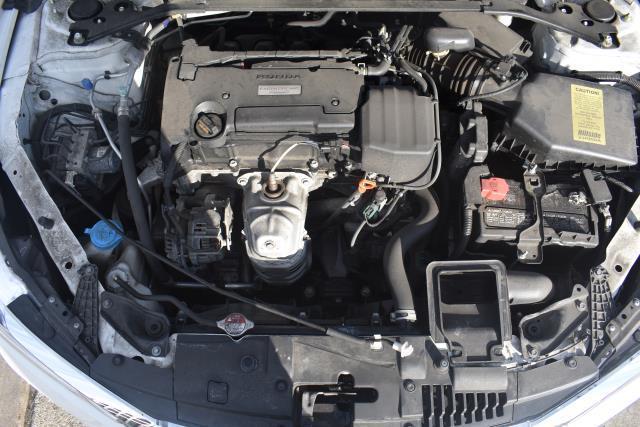2016 Honda Accord Sedan EX-L 9