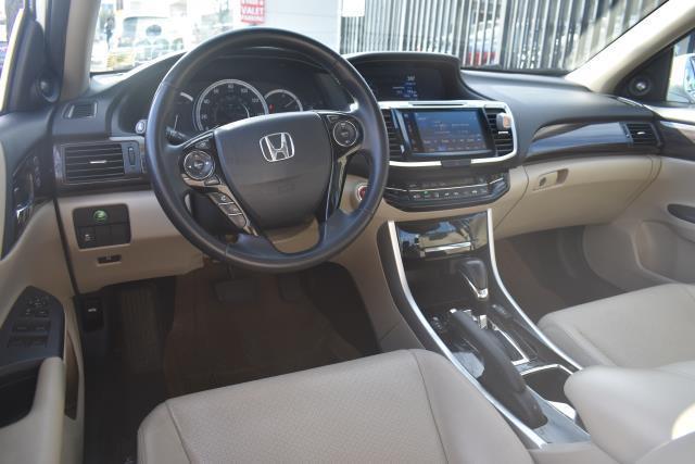 2016 Honda Accord Sedan EX-L 13
