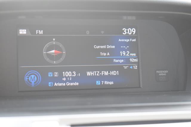 2016 Honda Accord Sedan EX-L 17