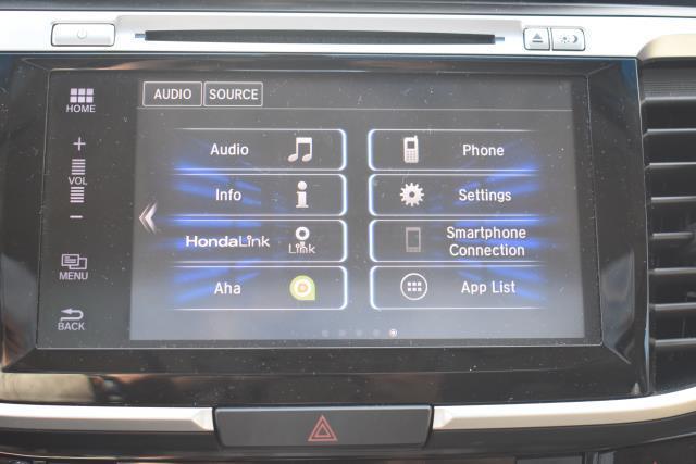2016 Honda Accord Sedan EX-L 18