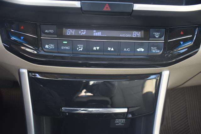 2016 Honda Accord Sedan EX-L 19