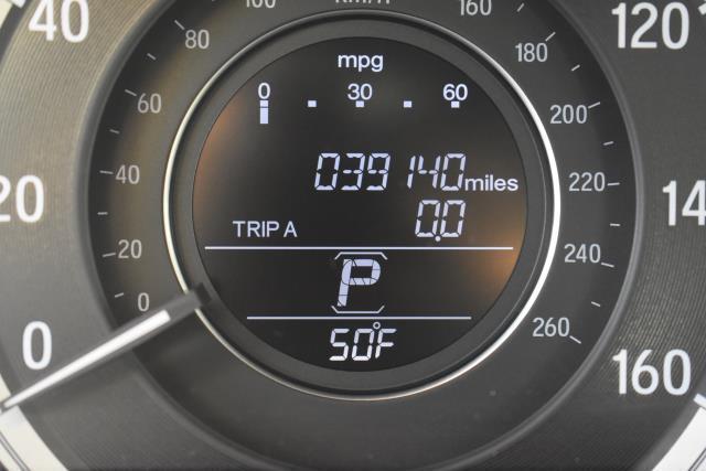 2016 Honda Accord Sedan EX-L 28