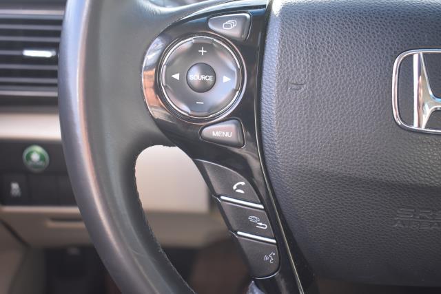 2016 Honda Accord Sedan EX-L 23