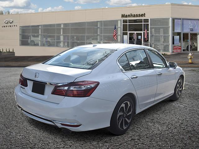 2016 Honda Accord Sedan EX-L 0