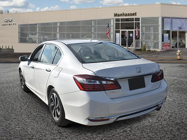 2016 Honda Accord Sedan EX-L 2