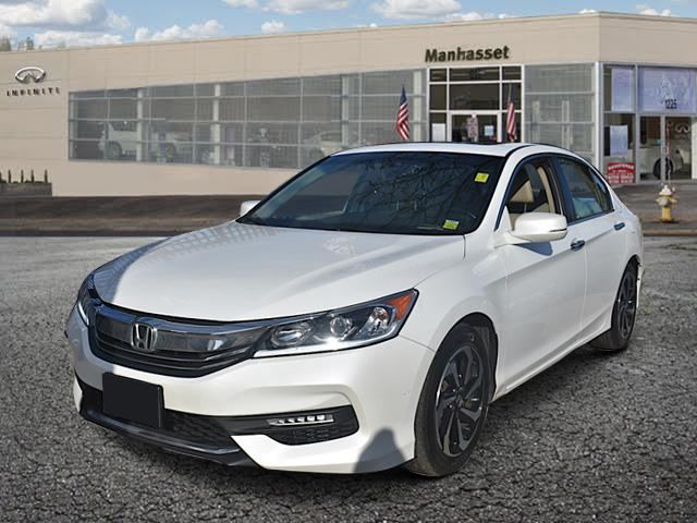 2016 Honda Accord Sedan EX-L 3