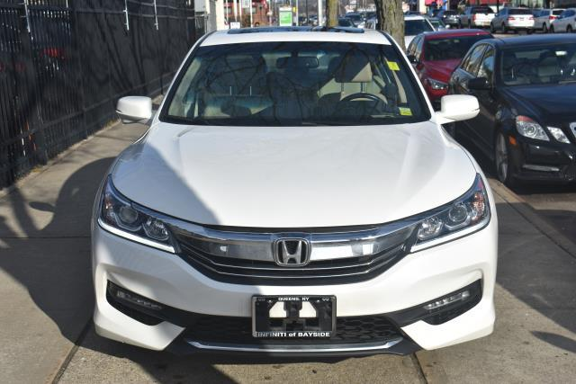2016 Honda Accord Sedan EX-L 4