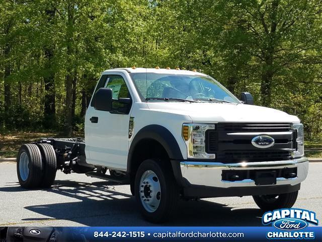 2019 Ford F-550SD XL Cab/Chassis Slide