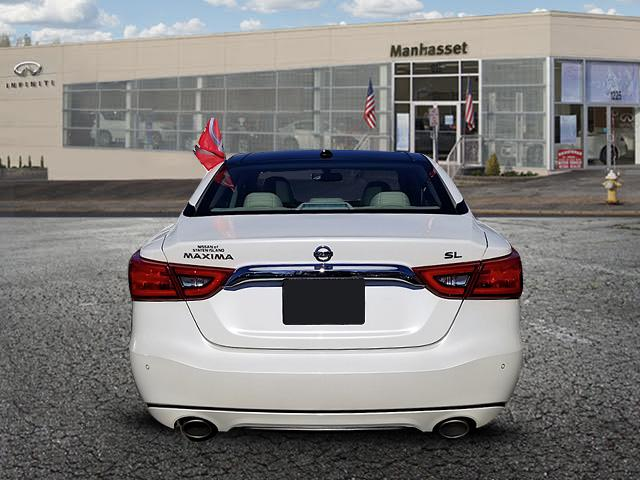 2016 Nissan Maxima 3.5 SL 2