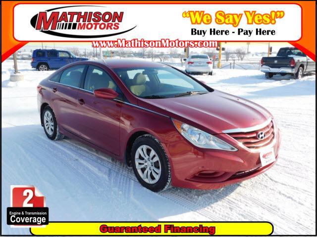 Used Hyundai Sonata 2011 MATHISON Gls