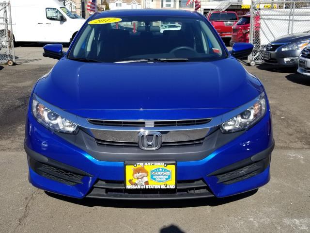 2017 Honda Civic Sedan EX 6
