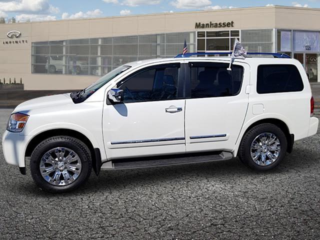 2015 Nissan Armada Platinum 0