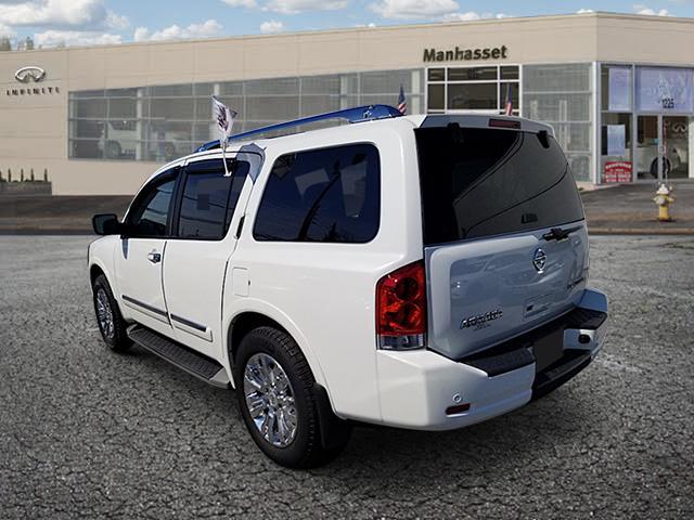 2015 Nissan Armada Platinum 1