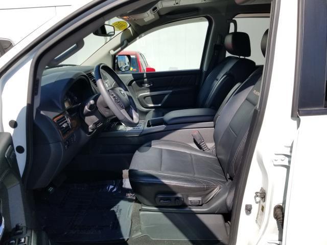 2015 Nissan Armada Platinum 7
