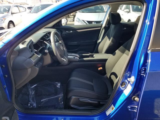 2017 Honda Civic Sedan EX 8
