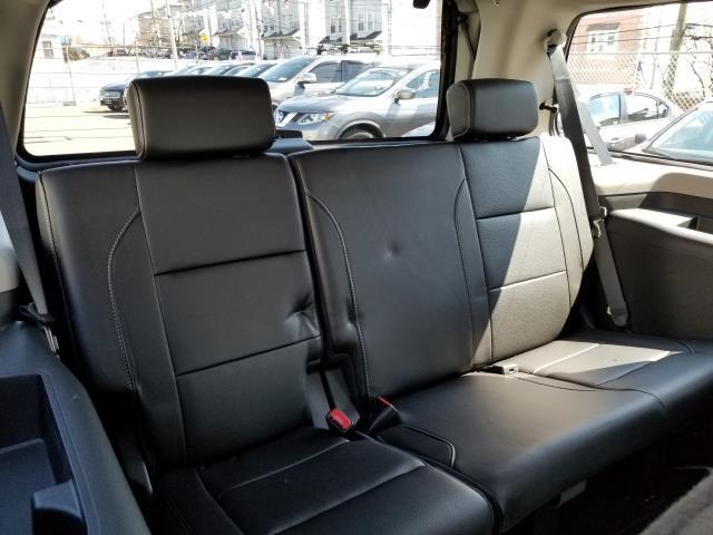 2015 Nissan Armada Platinum 17