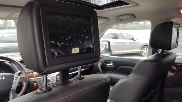 2018 INFINITI QX80 AWD 10
