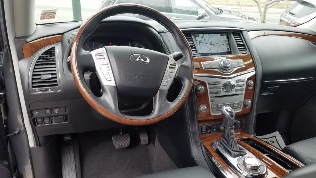 2018 INFINITI QX80 AWD 9