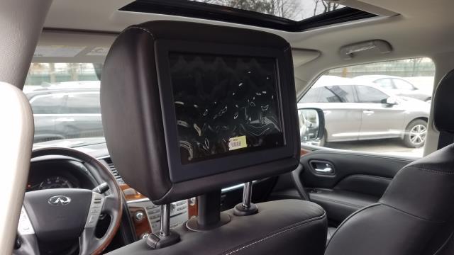 2018 INFINITI QX80 AWD 11