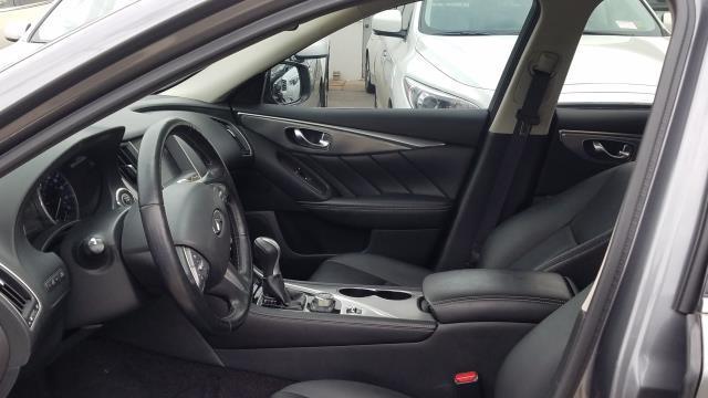 2015 INFINITI Q50 4dr Sdn AWD 7