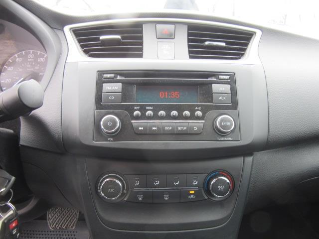2017 Nissan Sentra S 24