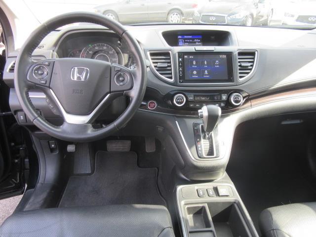 2016 Honda Cr-V EX-L 12