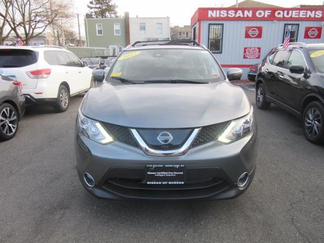 2017 Nissan Rogue Sport SL 5