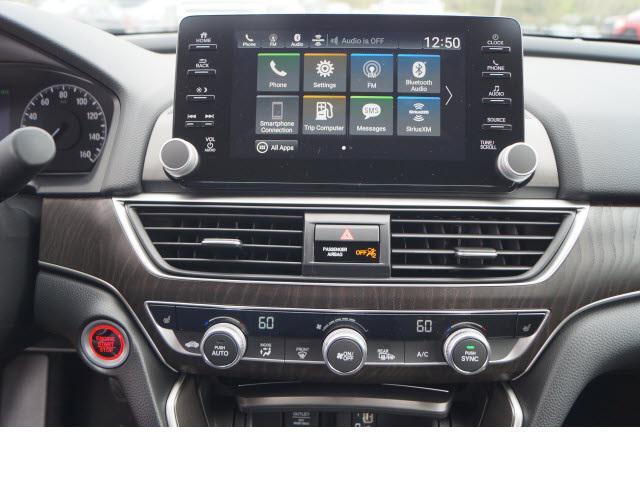 2019 Honda Accord Sedan EX-L 1.5T