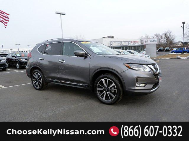 2018 Nissan Rogue SL Sport Utility Easton PA