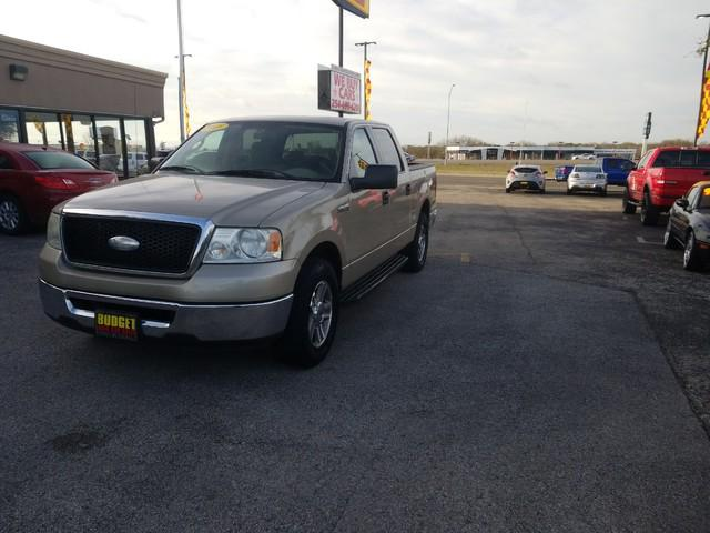 Used Ford F-150 2008 KILLEEN XLT SuperCrew 2WD