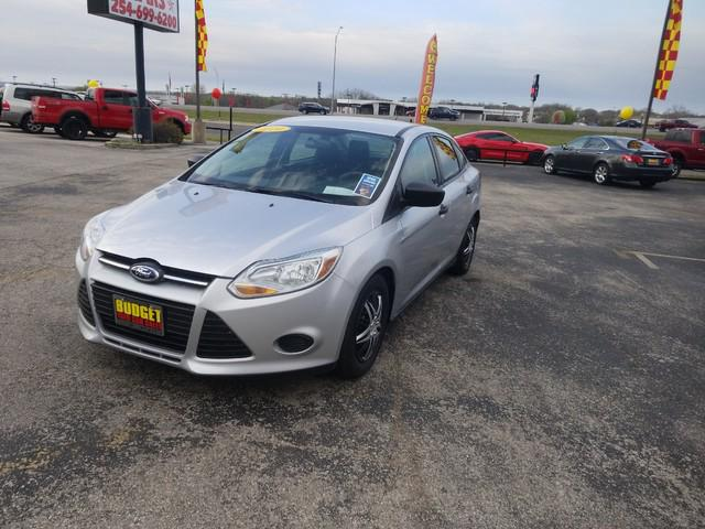 Used Ford Focus 2014 KILLEEN S Sedan