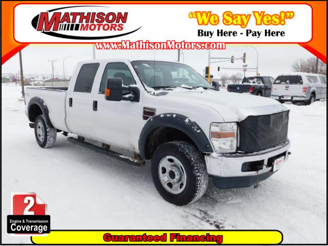 Used Ford F-350-Super-Duty 2009 MATHISON Xl