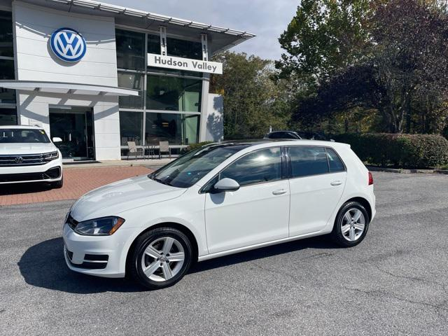 2017 Volkswagen Golf Wolfsburg Edition for sale in Wappingers Falls, NY