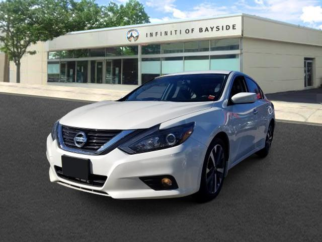 2017 Nissan Altima 2.5 SR 0