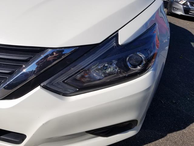2017 Nissan Altima 2.5 SR 7