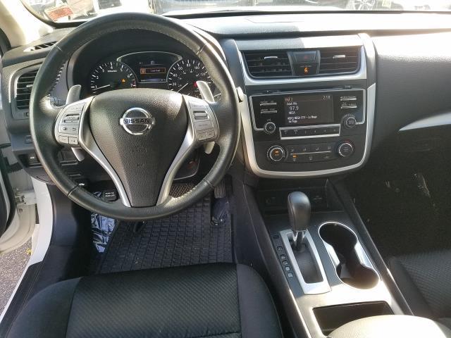 2017 Nissan Altima 2.5 SR 13